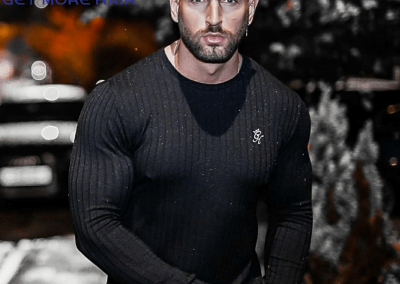 Liam McAleese Model Liam is an ITV reality star, model and bodybuilder
