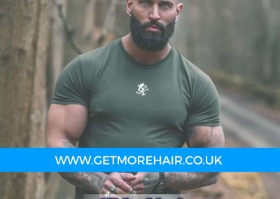 Liam McAleese ModelLiam is an ITV reality star, model and bodybuilder
